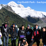 Garibaldi backpacking trip