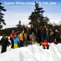 Winter Camp Trip