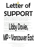 Libby letter Image