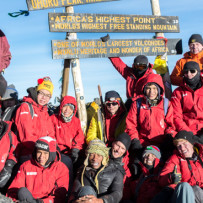 Kili Summit Success!