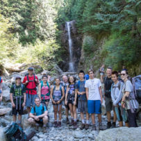 Patagonia Chile 2017: Training Hike – Norvan Falls