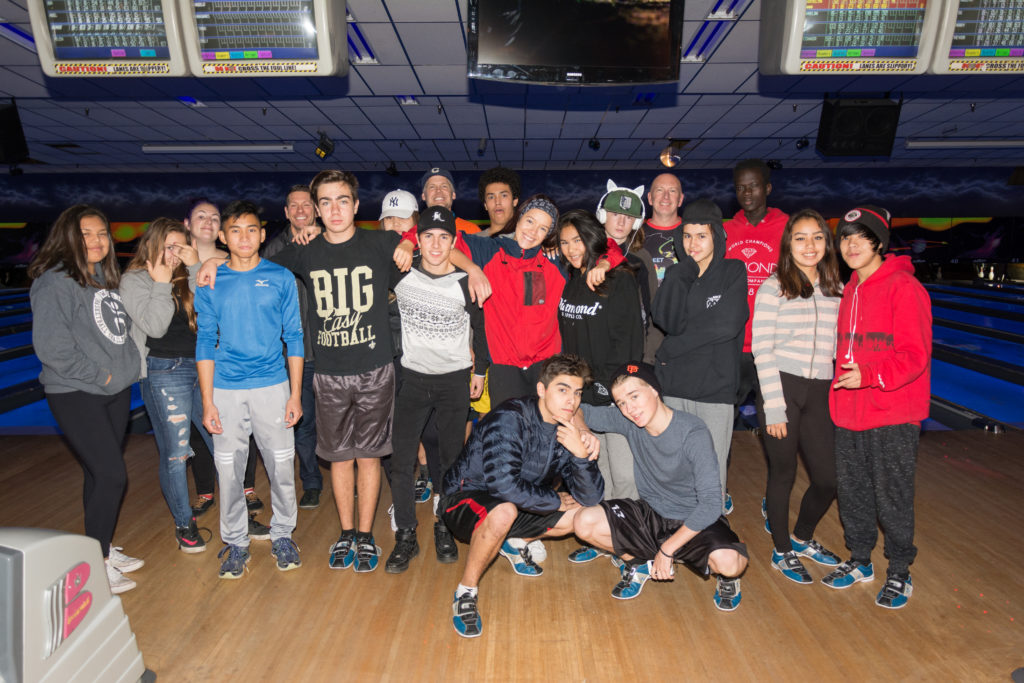 Streetfront's Alt. Bowling Tournament team