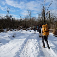 Patagonia Chile 2017: Winter Training Hike – Burnaby Lake